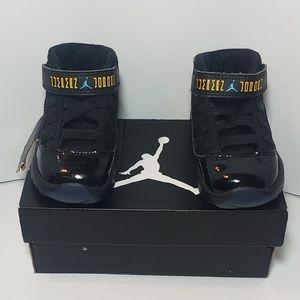 Jordan 11 Retro 5c like new Gamma Blue & Black